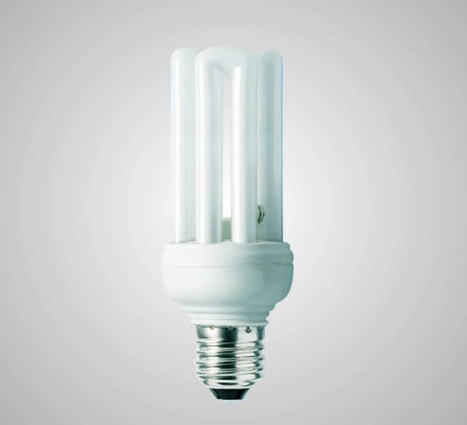 Úsporná kompaktní zářivka ECOLINES (ECO-4 18W)