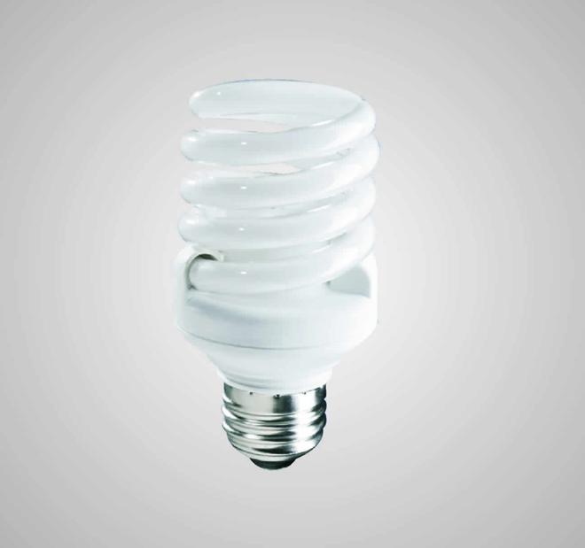 Úsporná kompaktní zářivka ECOLINES (ECO-S 20W)
