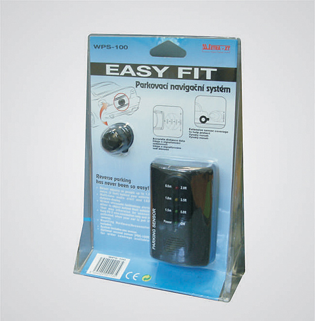 Parkovací systém - 1x senzor - Asistent WPS-100