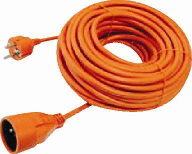 Prodlužovací kabel – přívod - spojka (40 metrů).